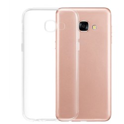 Coque Samsung Galaxy A5 2017 transparent gel antichoc