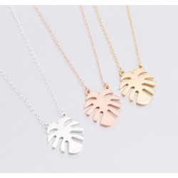 Collier palmier vacance
